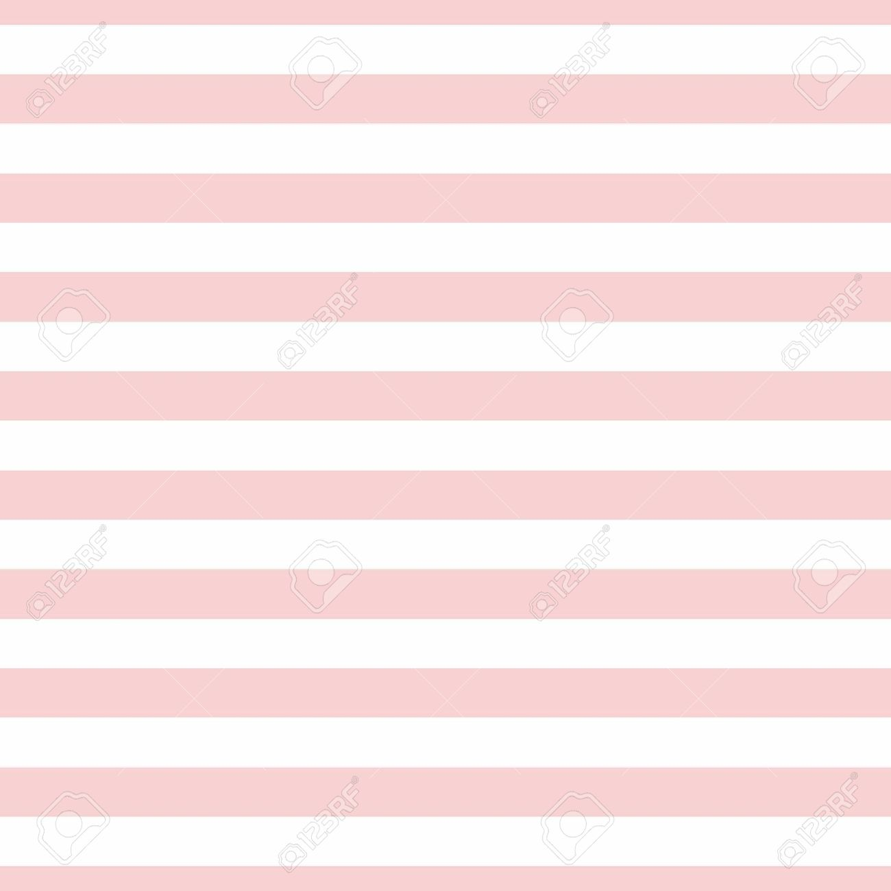 Tile Vector Pattern With Pink And White Stripes Background Royalty