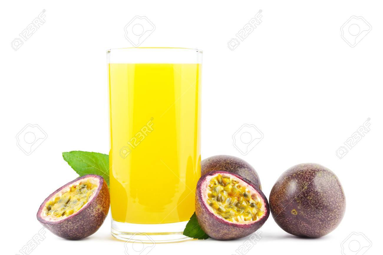 Images Of Passion Fruit Drinks