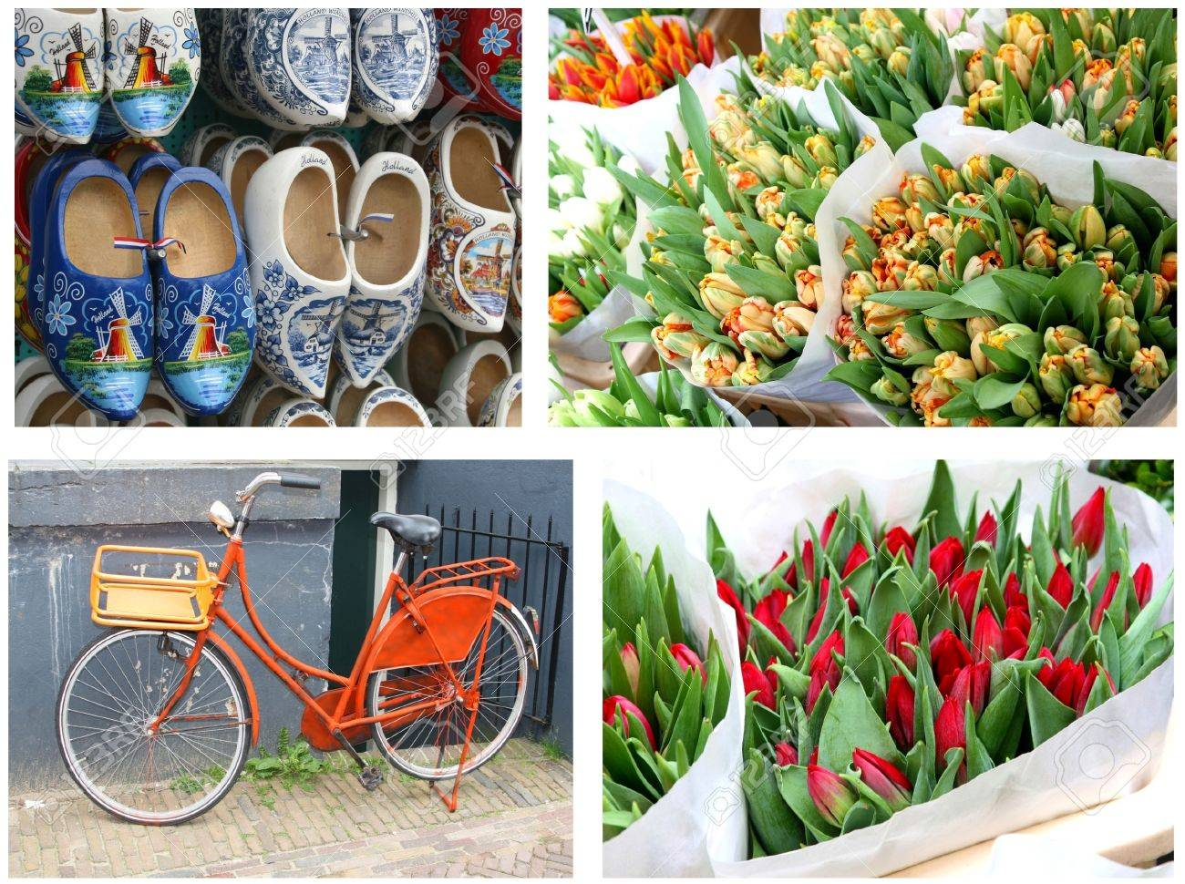 Colorful impressions of Amsterdam Holland Stock Photo - 15029596
