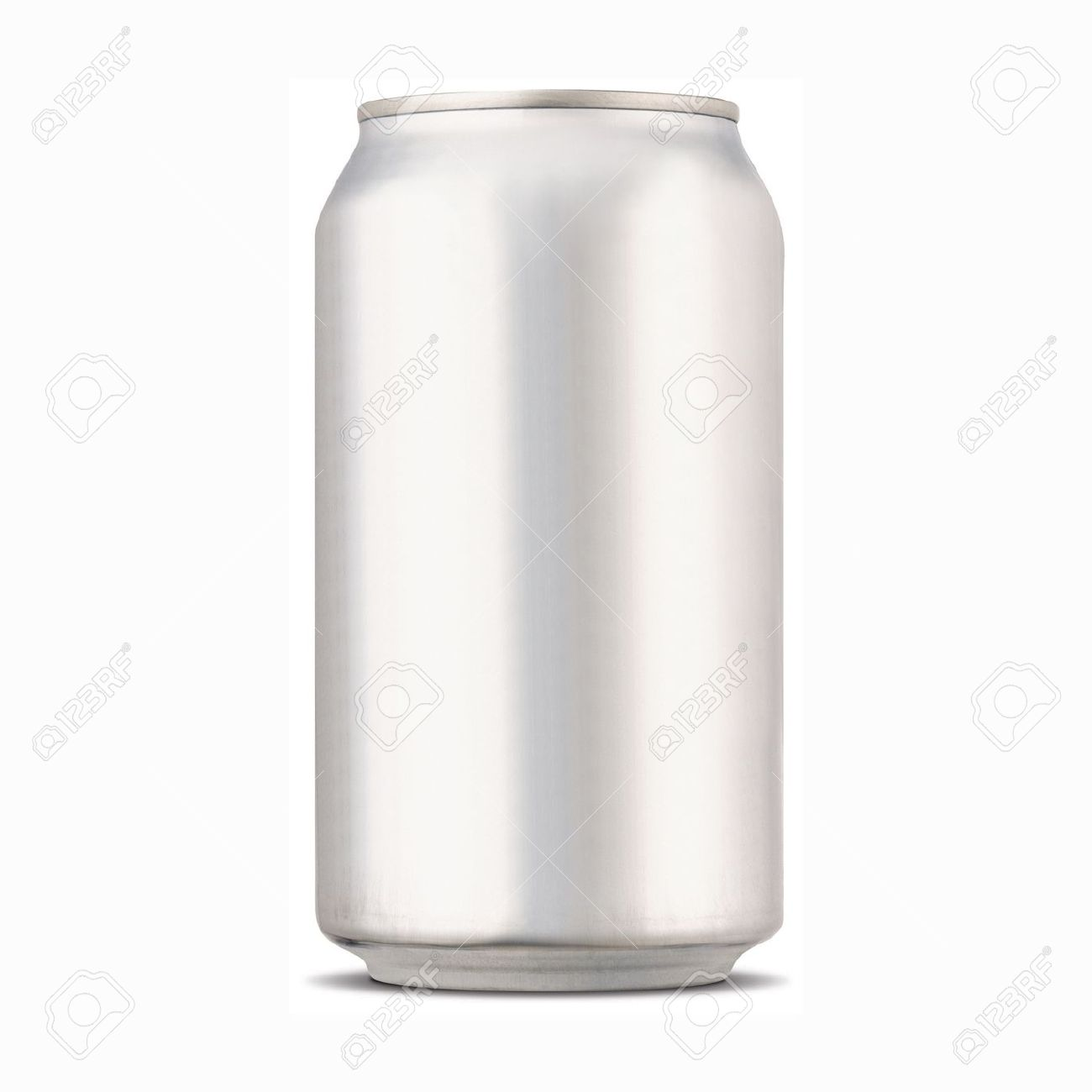 blank soda can with white background stock photo picture and