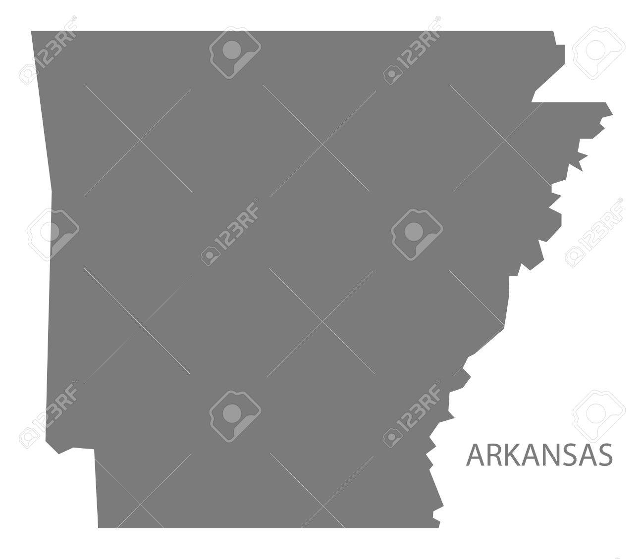 Reference Map Of Arkansas USA Nations Online Project FileArkansas - Arkansas us map