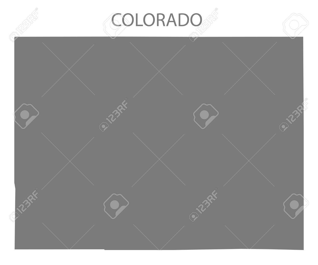 Large Detailed Map Of Colorado With Cities And Roads Georgia USA - Colorado usa map