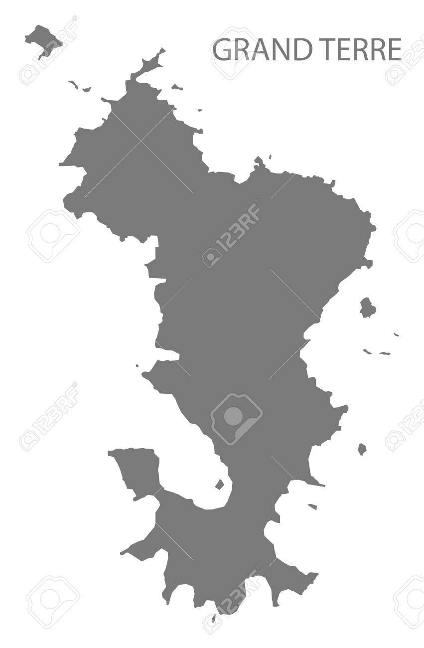 Grand terre map of mayotte grey illustration silhouette shape grand terre map of mayotte grey illustration silhouette shape stock vector 89909520 gumiabroncs Gallery