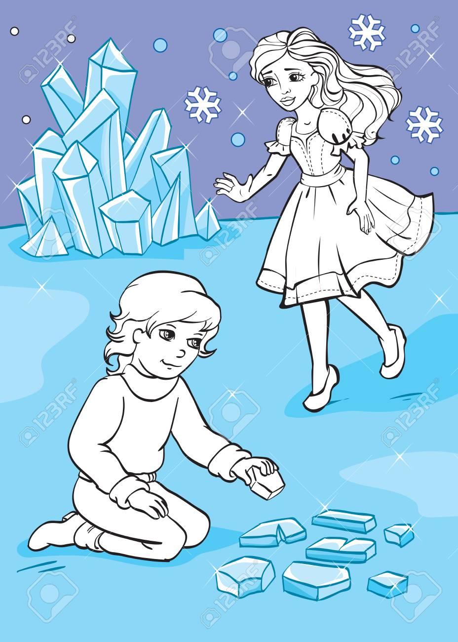 Erfreut Malvorlagen Für Mädchen Und Jungen Bilder - Beispiel ...