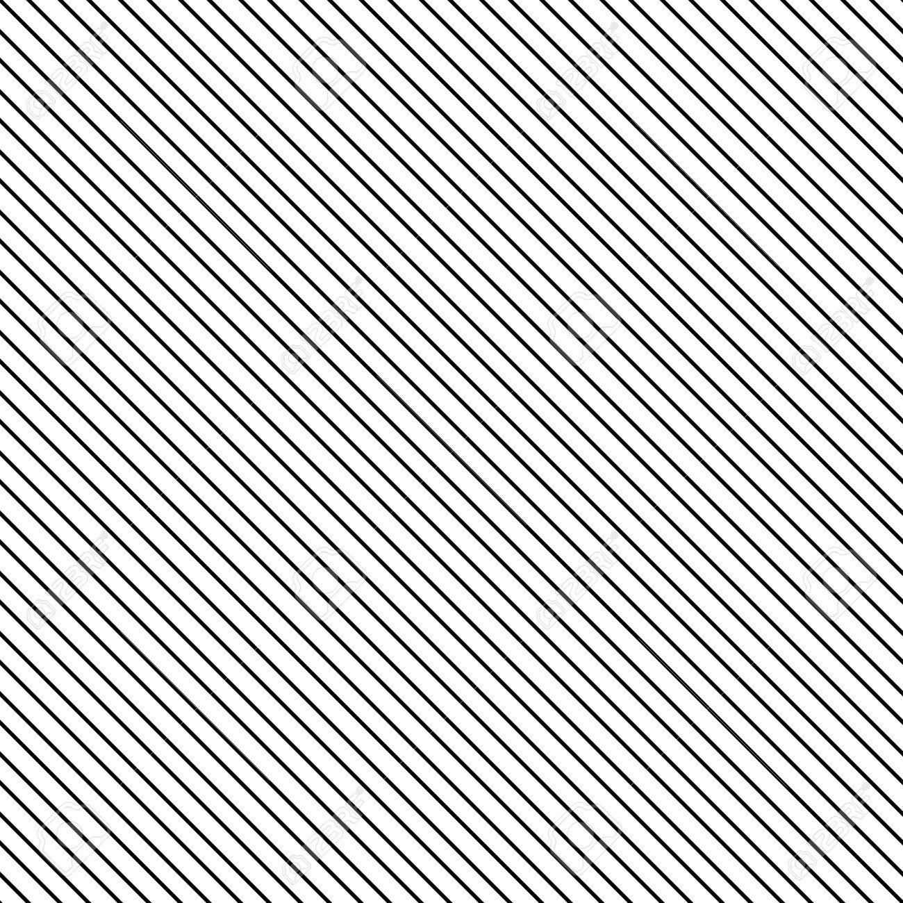 diagonal stripe seamless pattern geometric classic black and