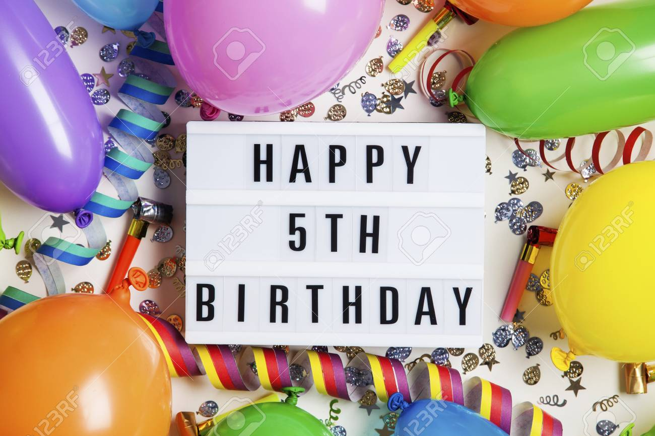 Image result for 5th birthday party
