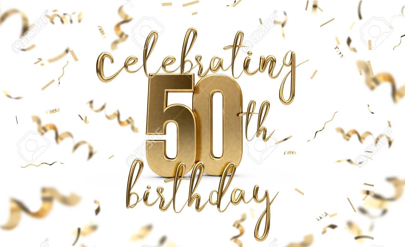 Where to celebrate 50th birthday