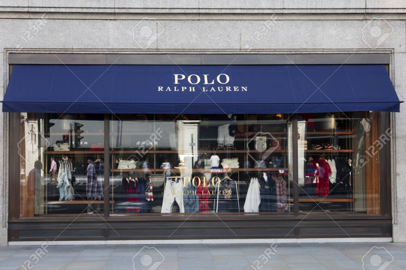 July Ralph Clothing LondonUk Lauren 31th Store 2018Polo qcL3Aj45R