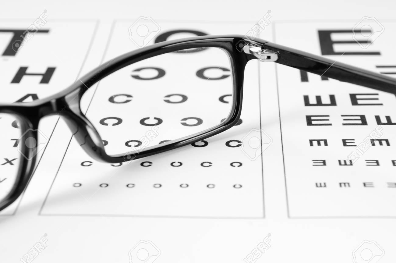 Reading eyeglasses and eye chart stock photo picture and royalty reading eyeglasses and eye chart stock photo 14394548 nvjuhfo Image collections