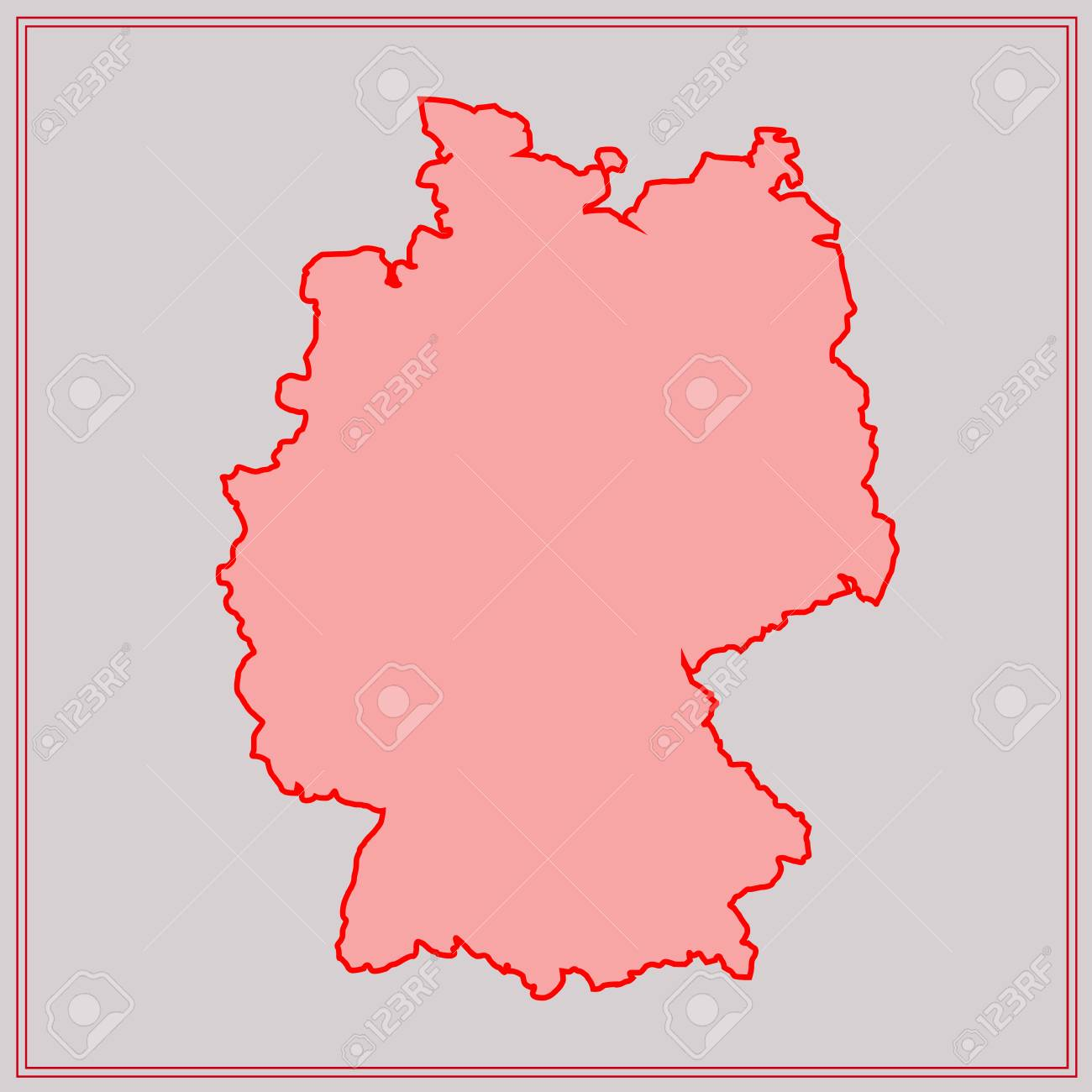 Bright map and flag of Germany. Illustration. on south sudan flag and map, england flag and map, slovakia flag and map, mozambique flag and map, british flag and map, iran flag and map, kuwait flag and map, france flag and map, arizona flag and map, malaysia flag and map, israel flag and map, syria flag and map, belize flag and map, portugal flag and map, zambia flag and map, chad flag and map, china flag and map, ireland flag and map, lebanon flag and map, ukraine flag and map,