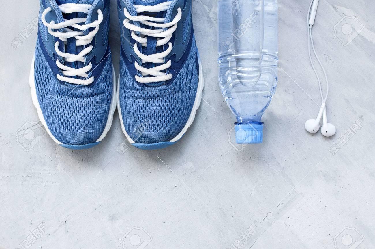 De Y Auriculares El Zapatos Laicos Agua Deporte Planos Botella En Yz0qUwIa