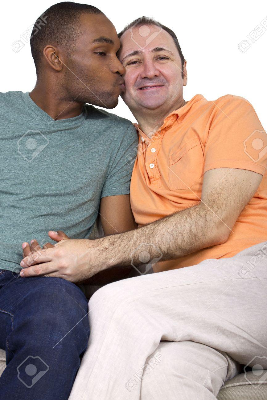 Два черных гея