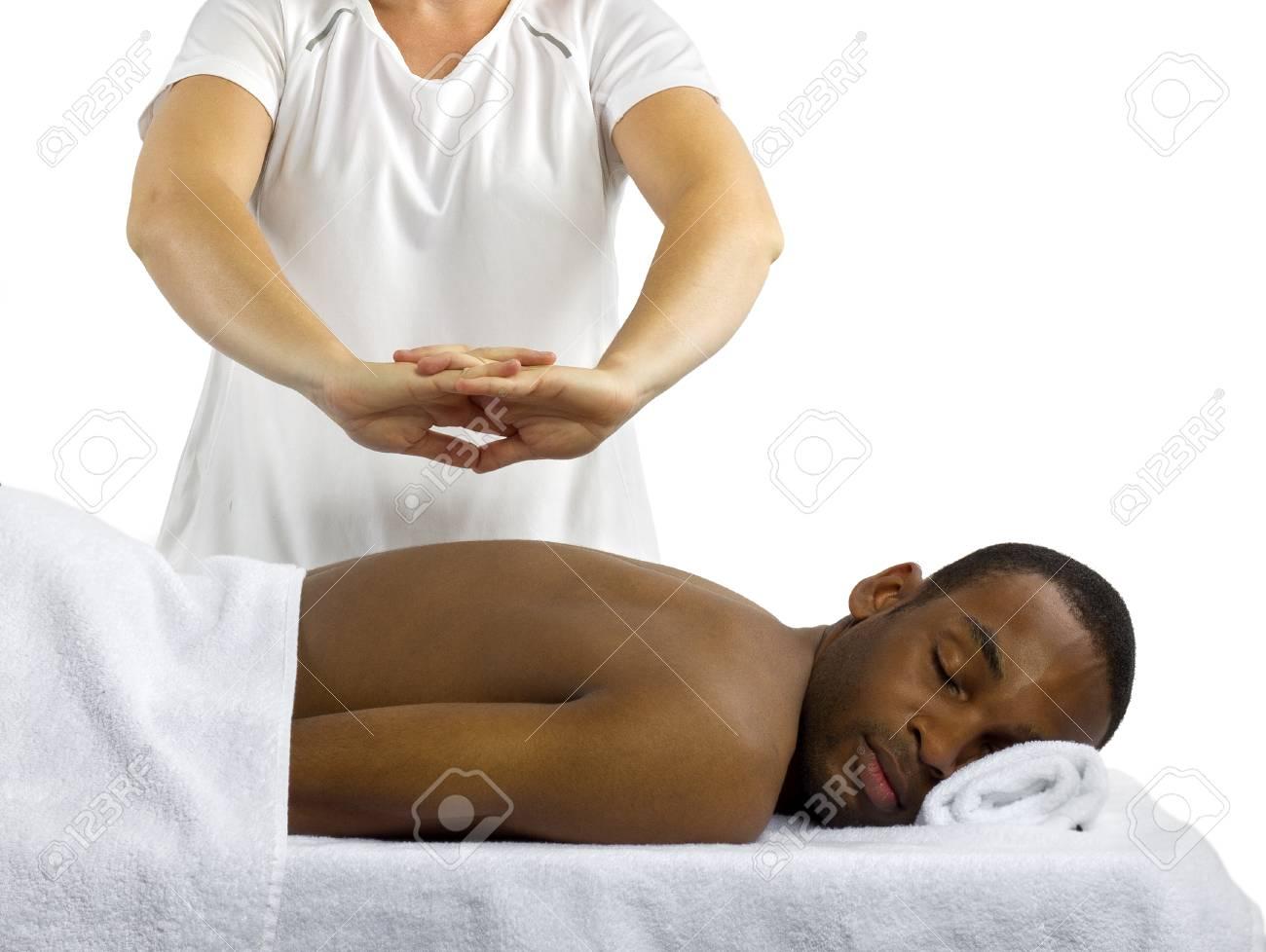Sexe de massage féminin