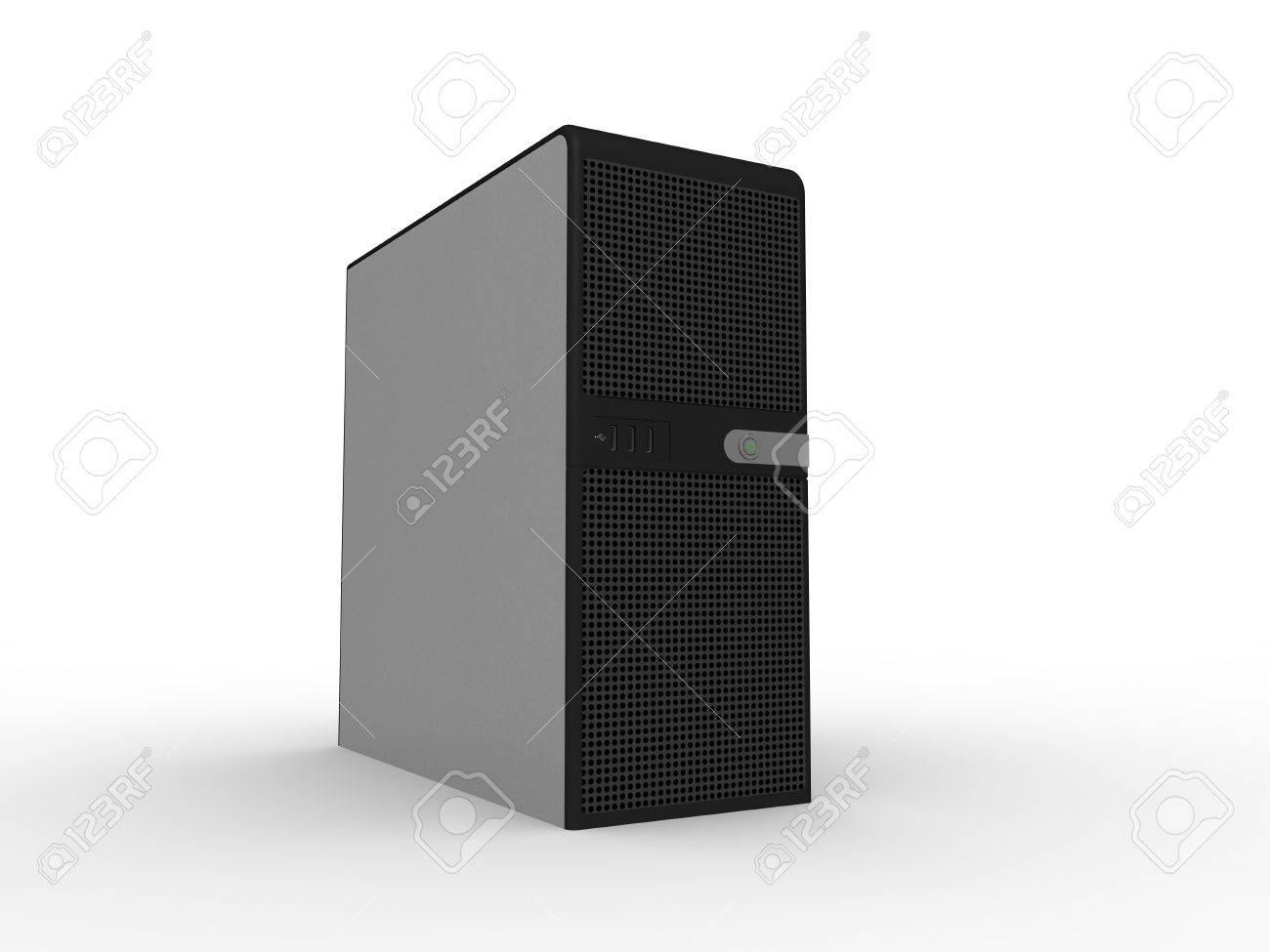 Server concept Stock Photo - 9429445