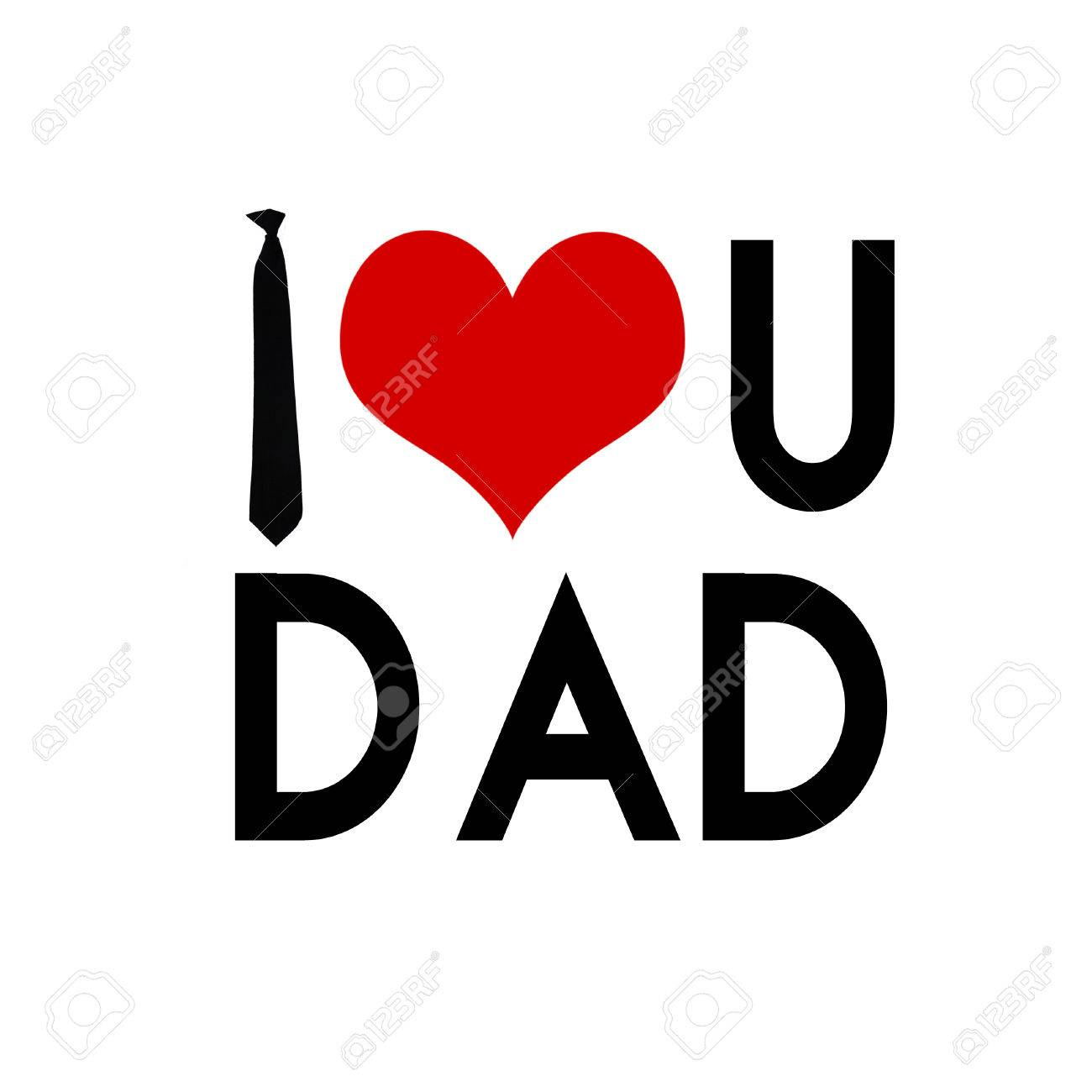 50+ Great I Love U Dad Images
