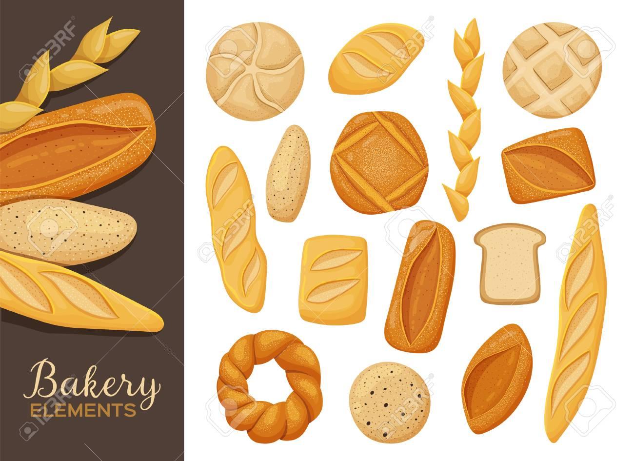 """Résultat de recherche d'images pour """"image différente sorte de pains"""""""
