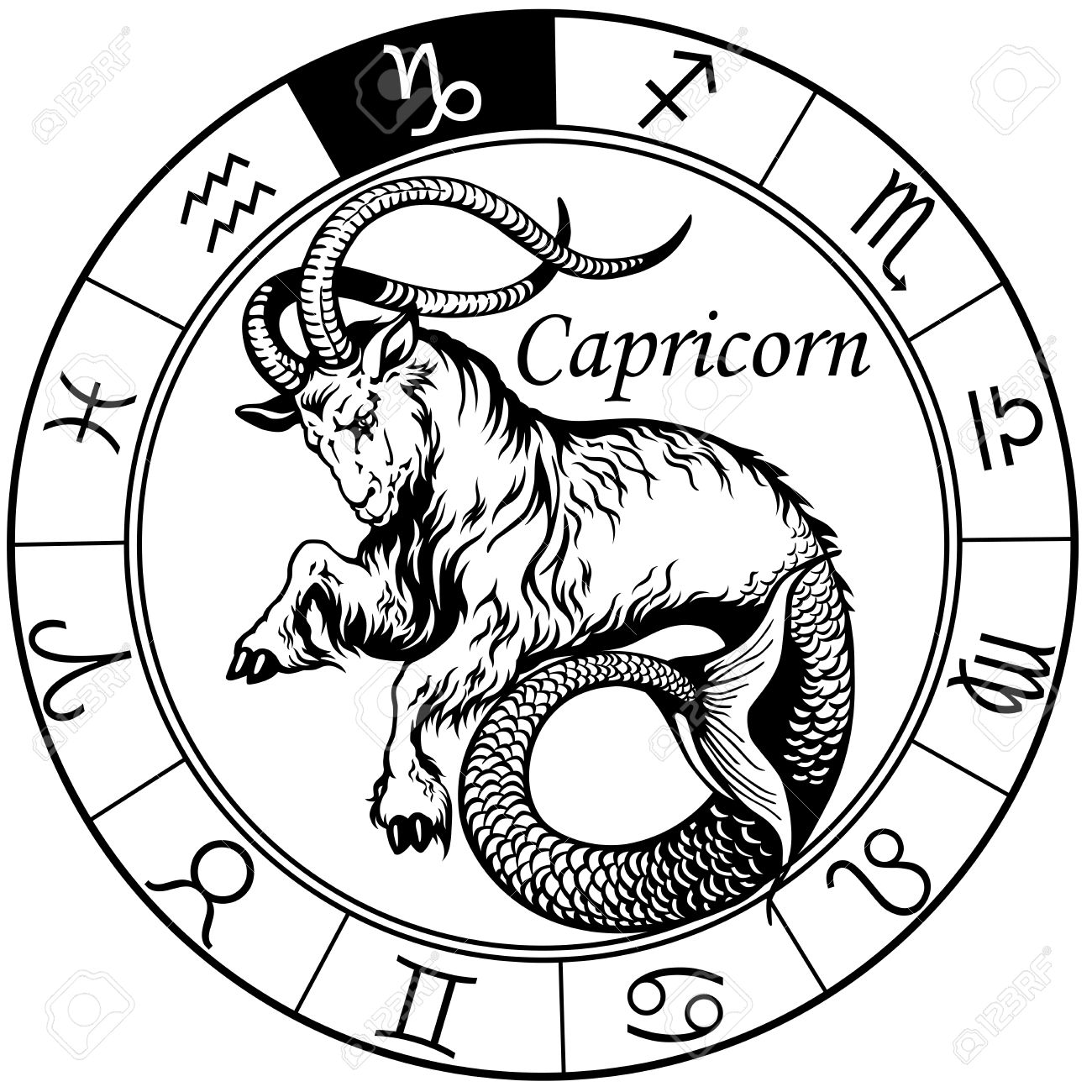 Capricorn Stock Photos Royalty Free Capricorn Images