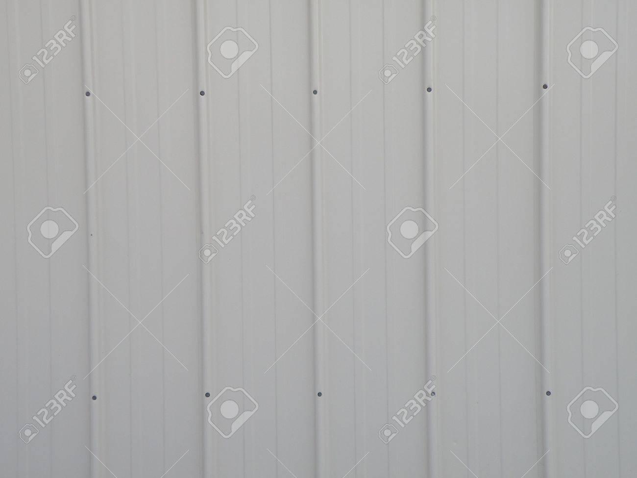 of Sheet Metal Siding