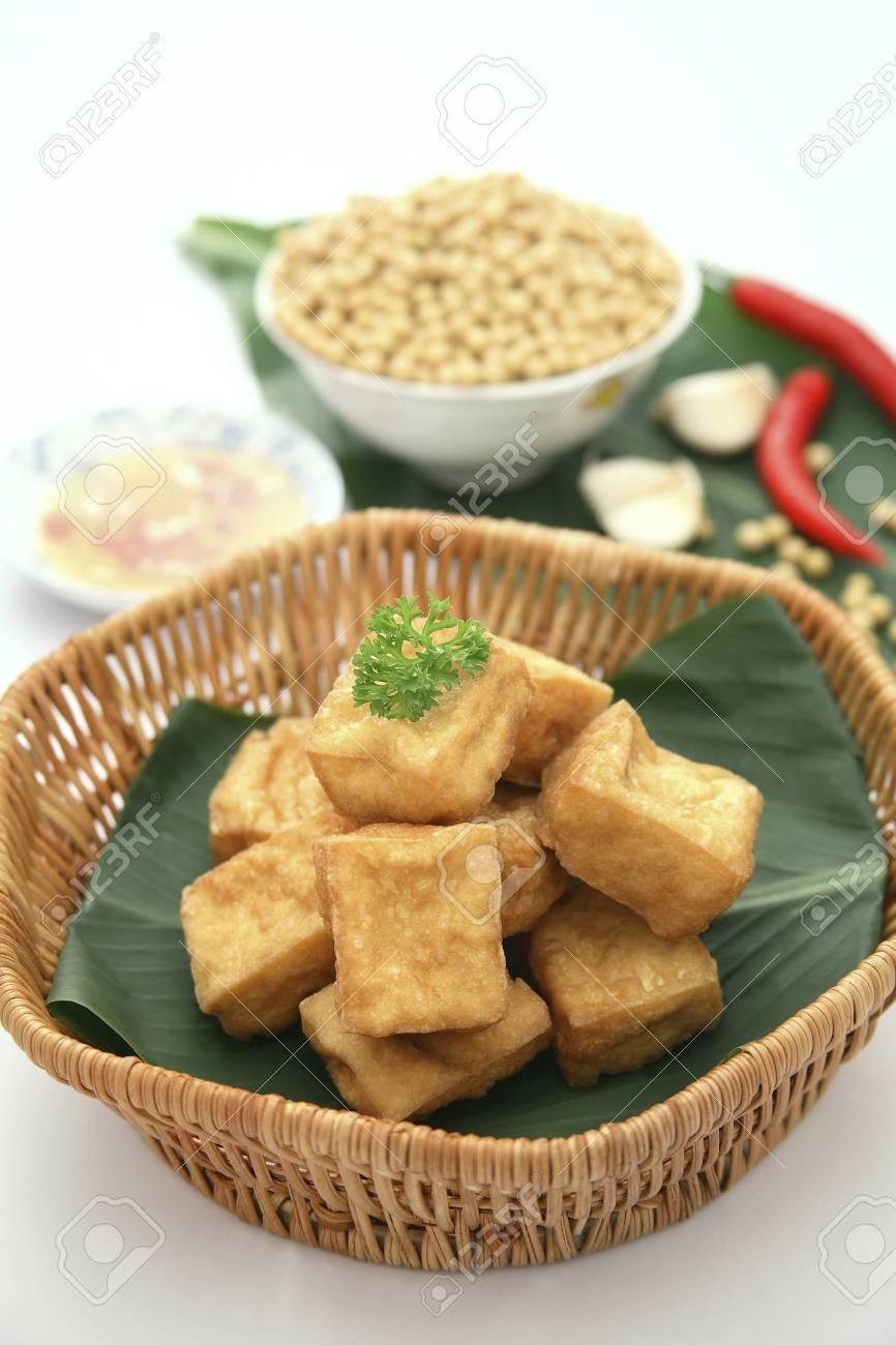 Stinky Tofu Chicago Deep Fried Stinky Tofu