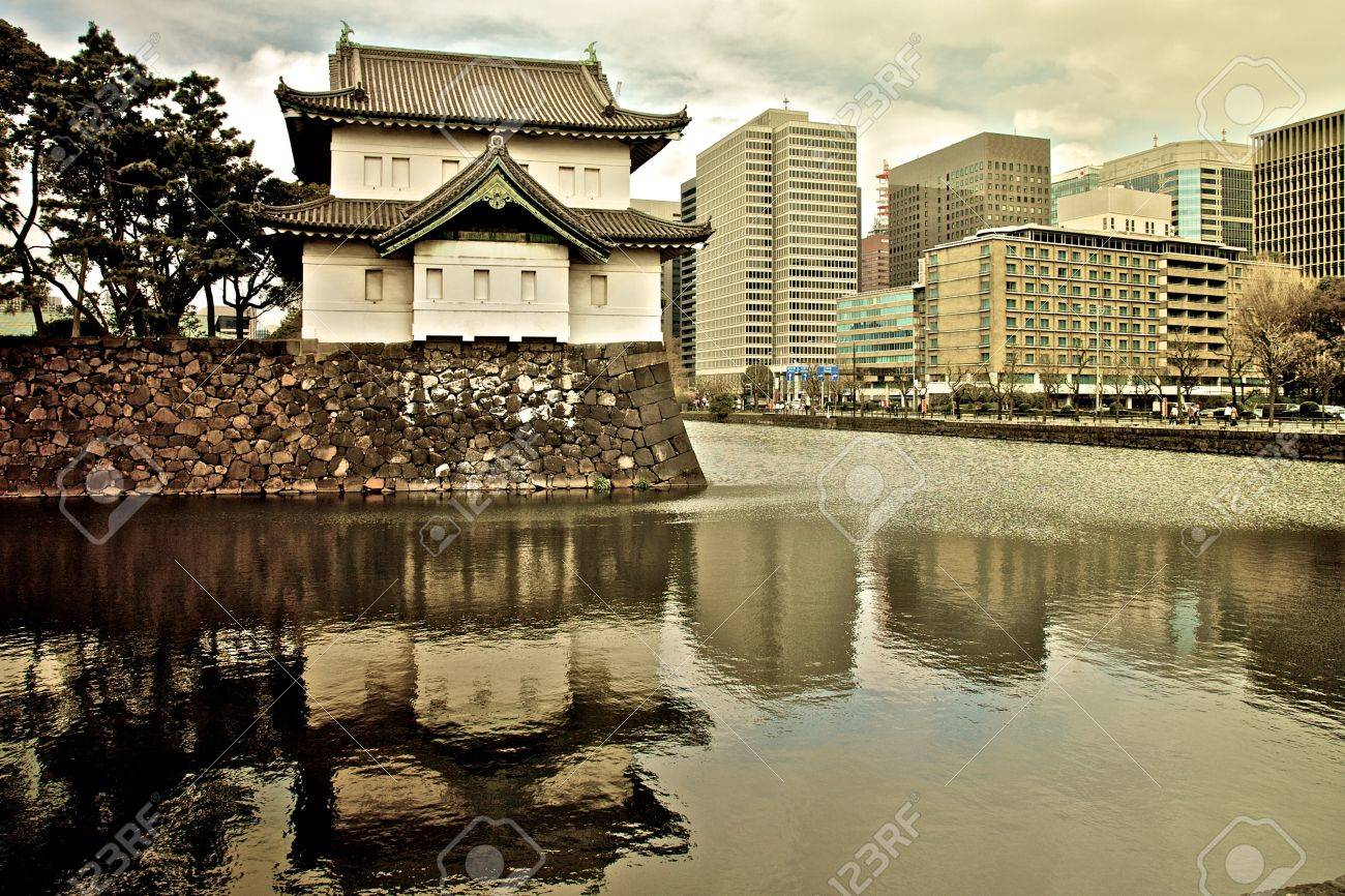 Imperial Palace in Tokyo - 13930369