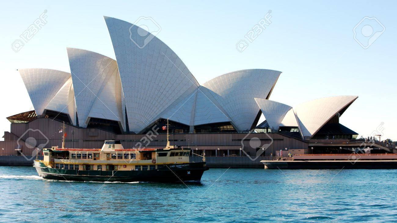 Sydney Opera House, Australia - 14140848