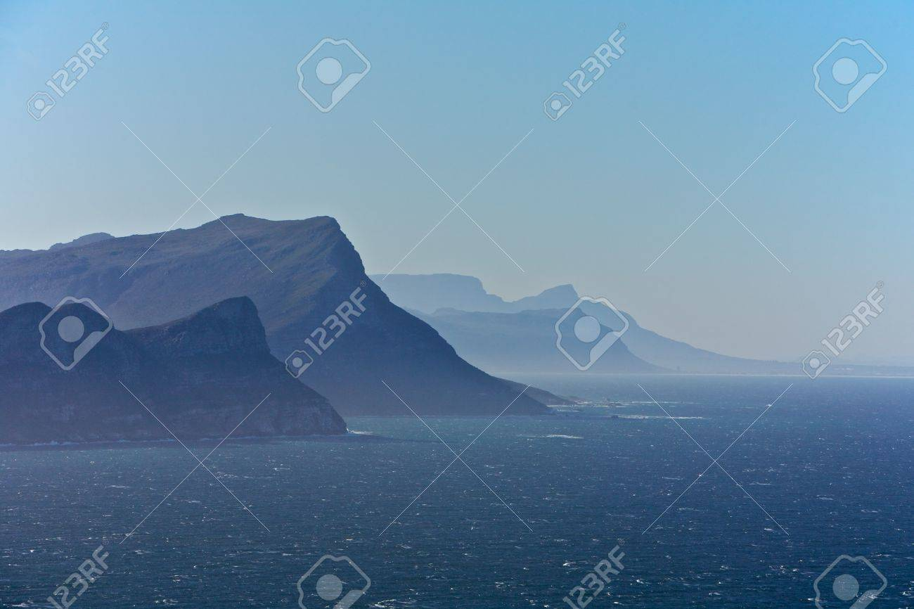 Cape Point in Cape Town, South Africa - 14617456