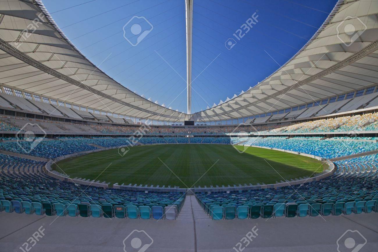 Football stadium in Durban, South Africa - 15079175