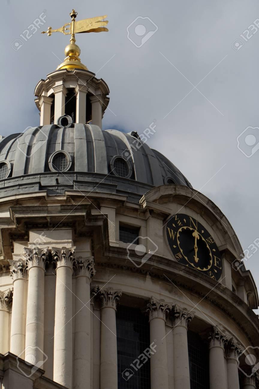 Greenwich, Architecture in London Stock Photo - 16449092