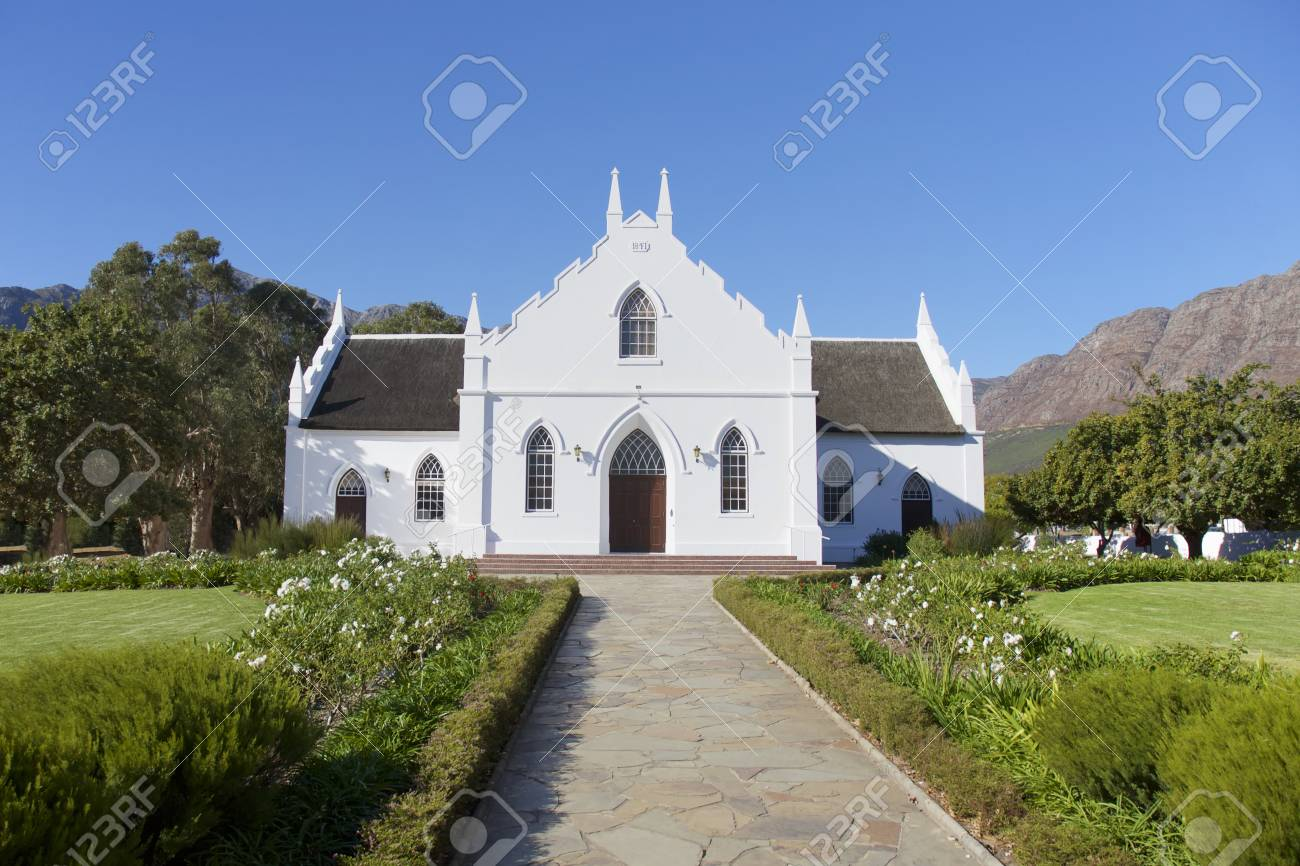 Cape Town, South Africa - 36136474