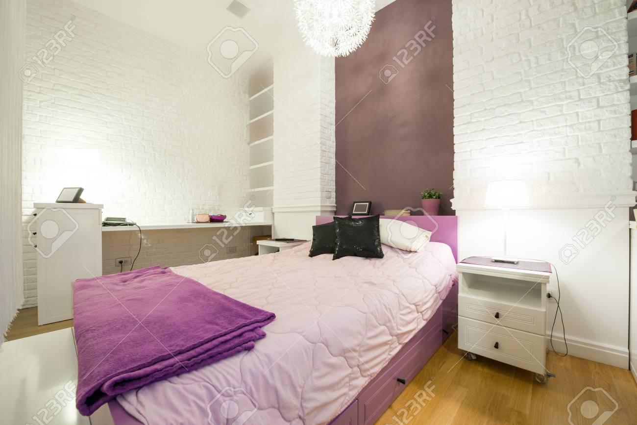Interior of a modern children\'s bedroom