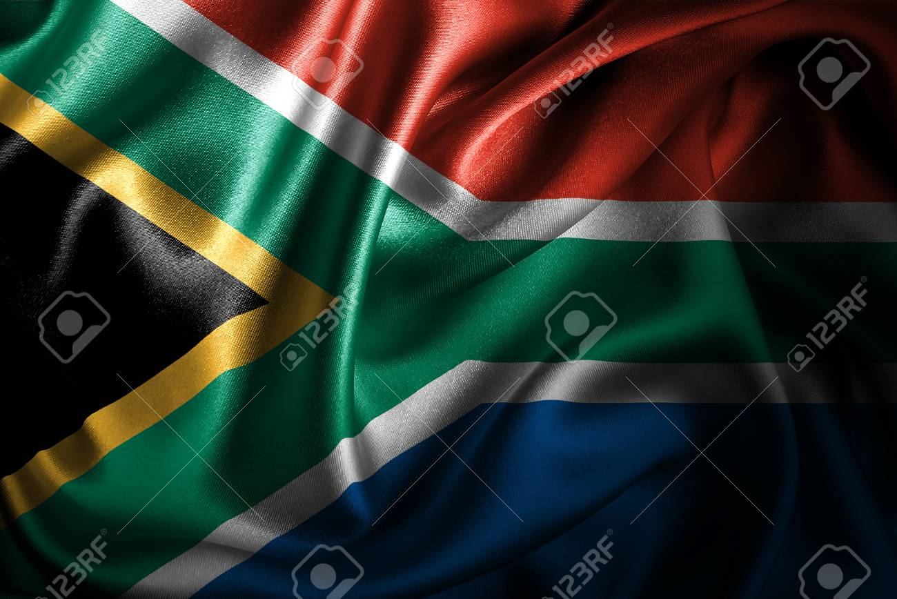 Flags of the world with silky satin texture. Digitally created. - 103992402