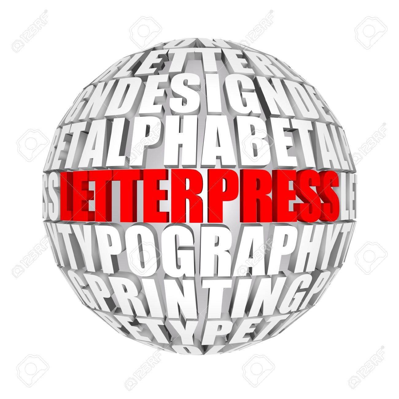 letterpress Stock Photo - 11230549