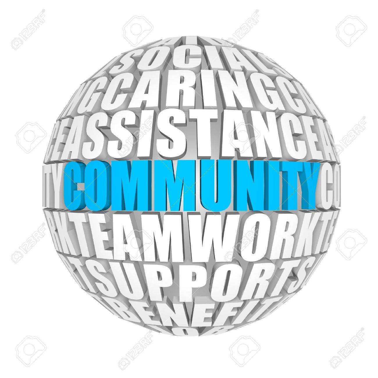 community Stock Photo - 14107727