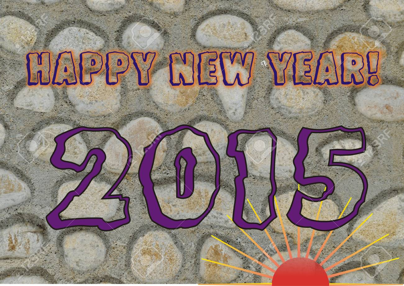 Greeting For 2015 Image Collections Greetings Card Design Simple
