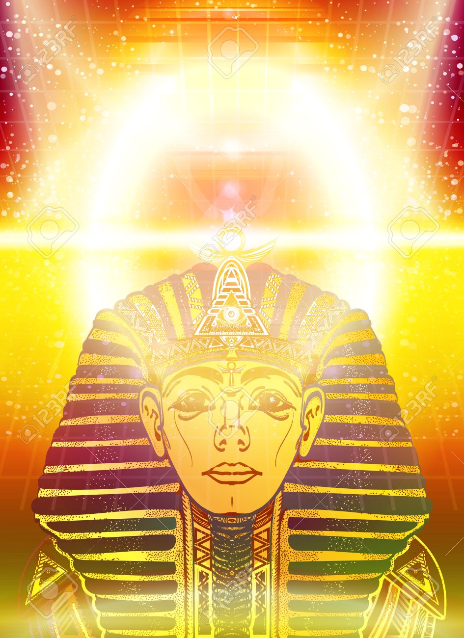 Goldene Pharao, Das Alte Ägypten, Esoterischen Hintergrund. Ägypten ...