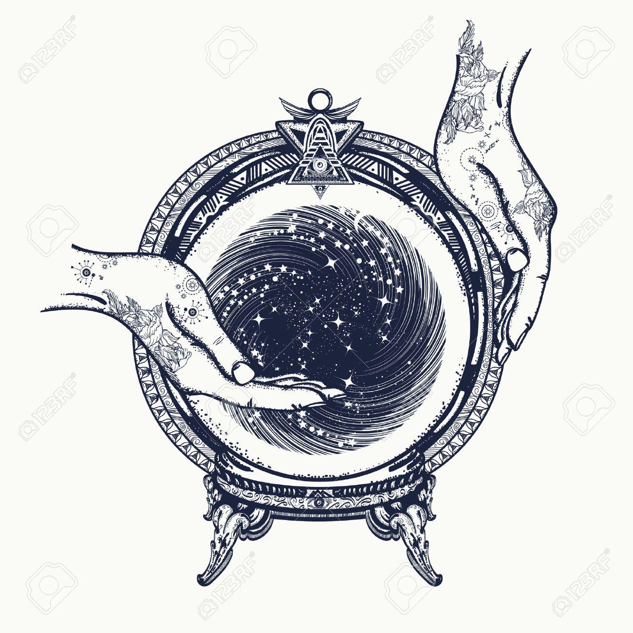 Gnomish Crystal Ball Of Consultation Magic Items Homebrew Dd