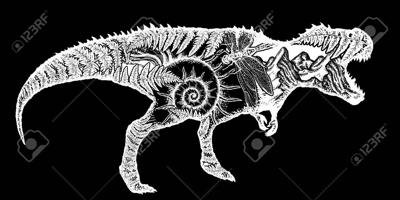 T rex dinosaur monster t shirt designmbol of archeology t rex dinosaur monster t shirt designmbol of archeology paleontology biocorpaavc