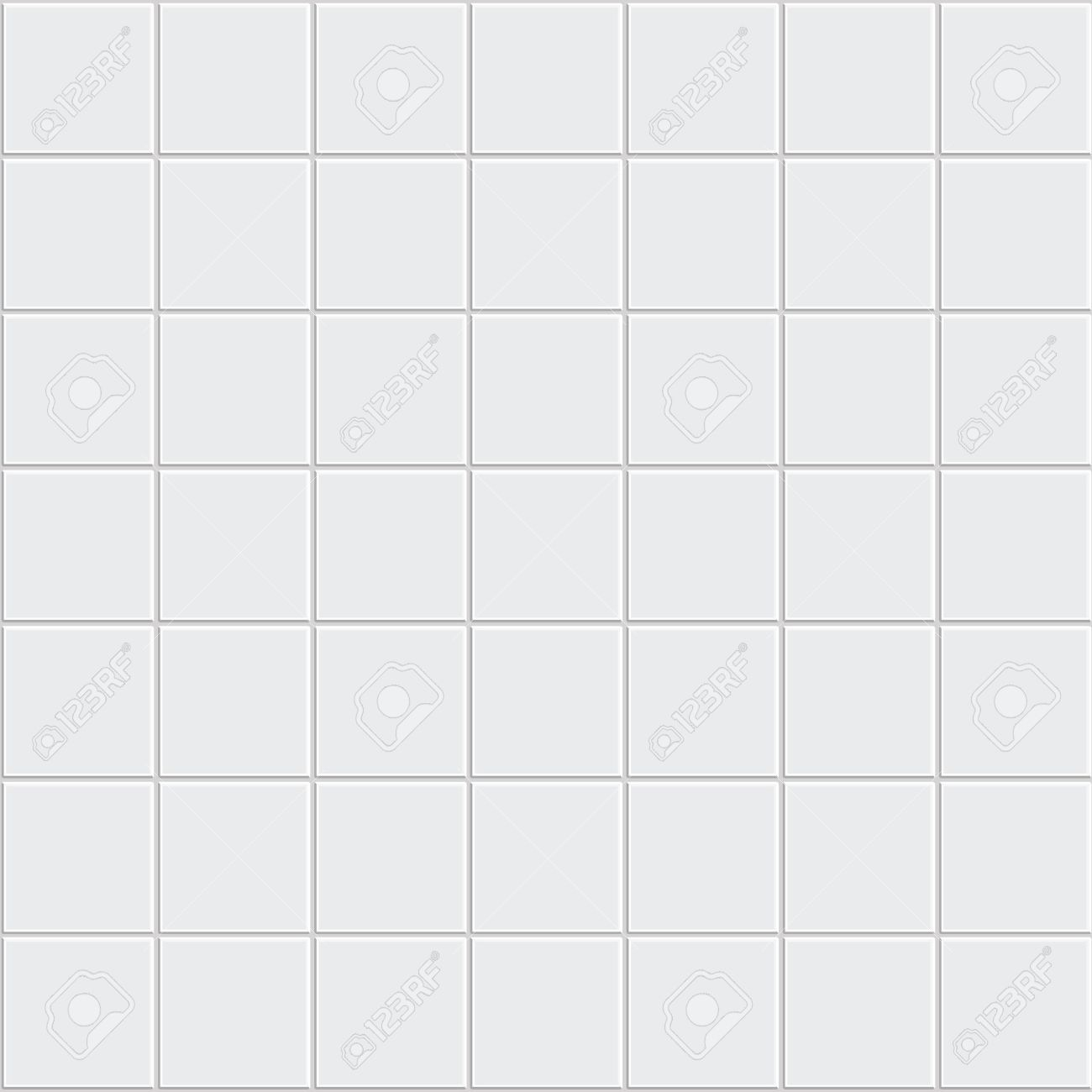 Vector   White tiles texture vector. White Tiles Texture Vector Royalty Free Cliparts  Vectors  And
