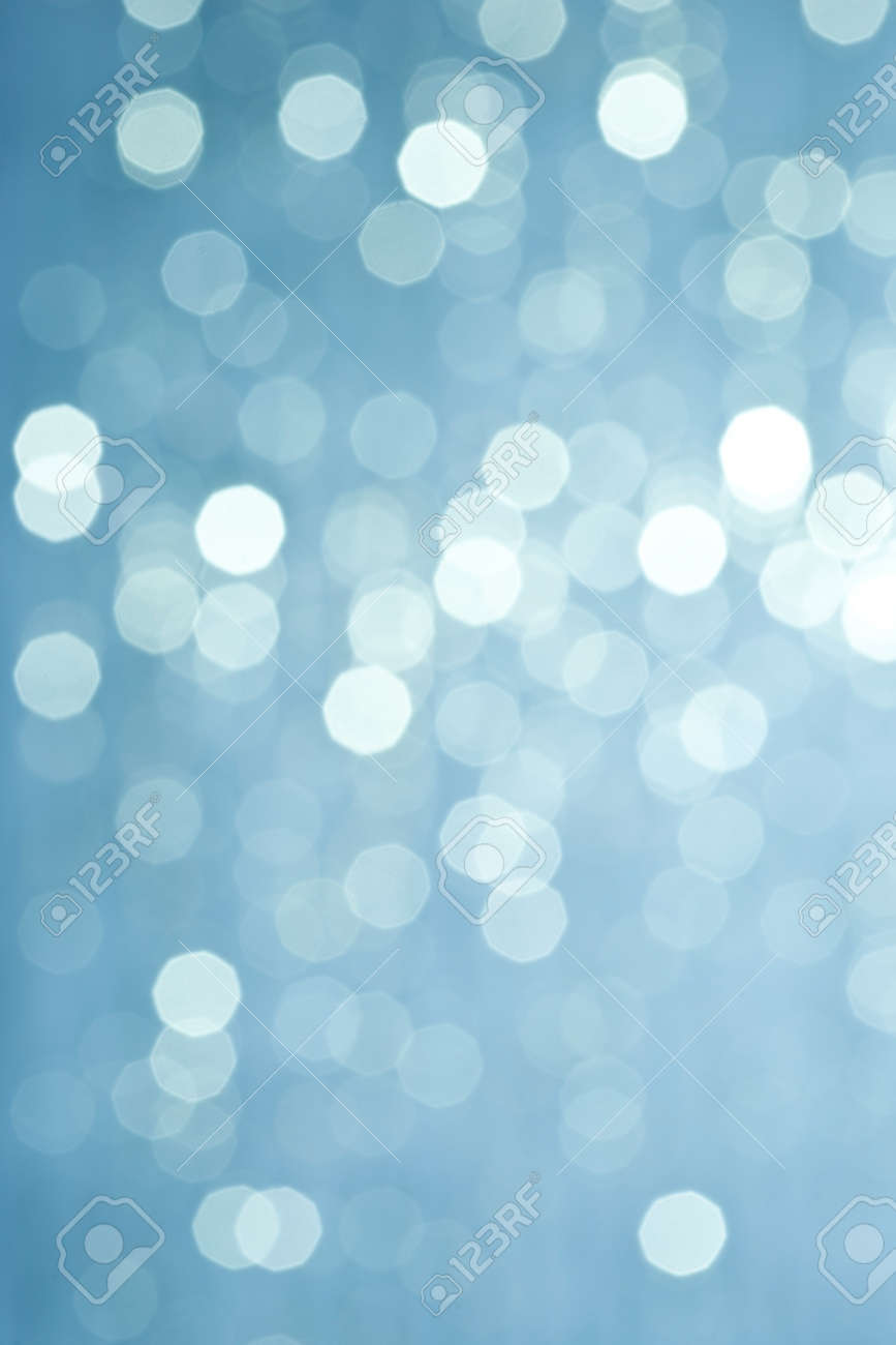 Abstract christmas lights on background Stock Photo - 16786481