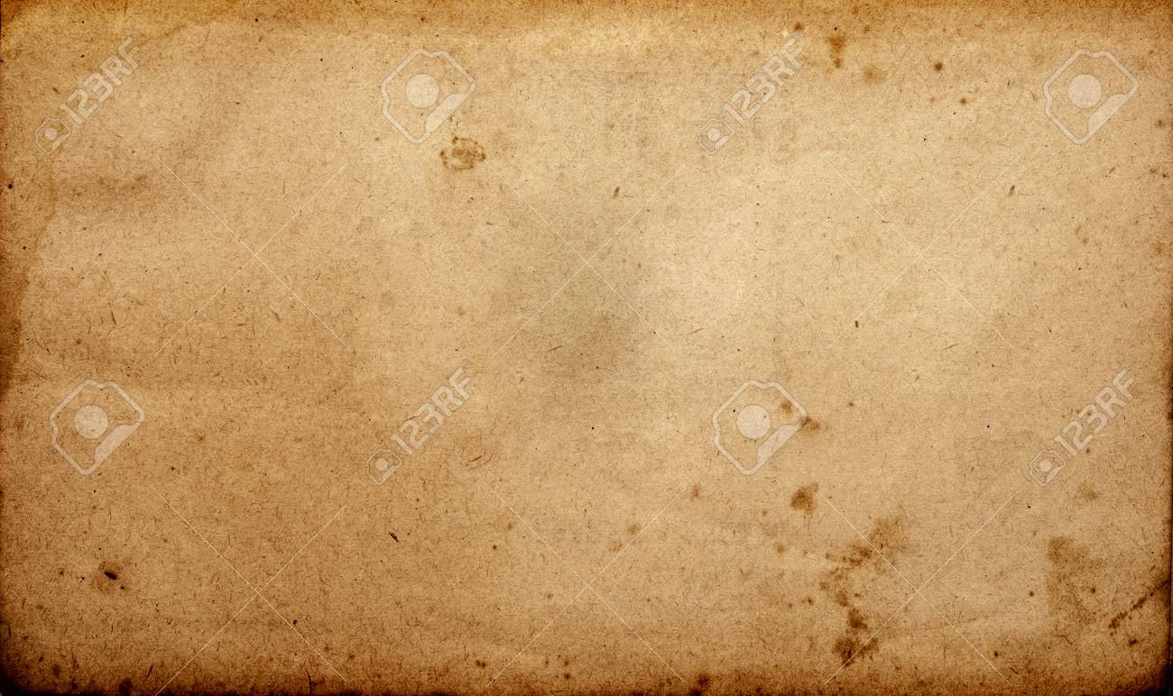 Grunge vintage old paper sheet Stock Photo - 9598173
