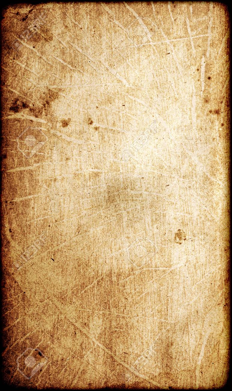 Grunge vintage old paper texture Stock Photo - 10002417