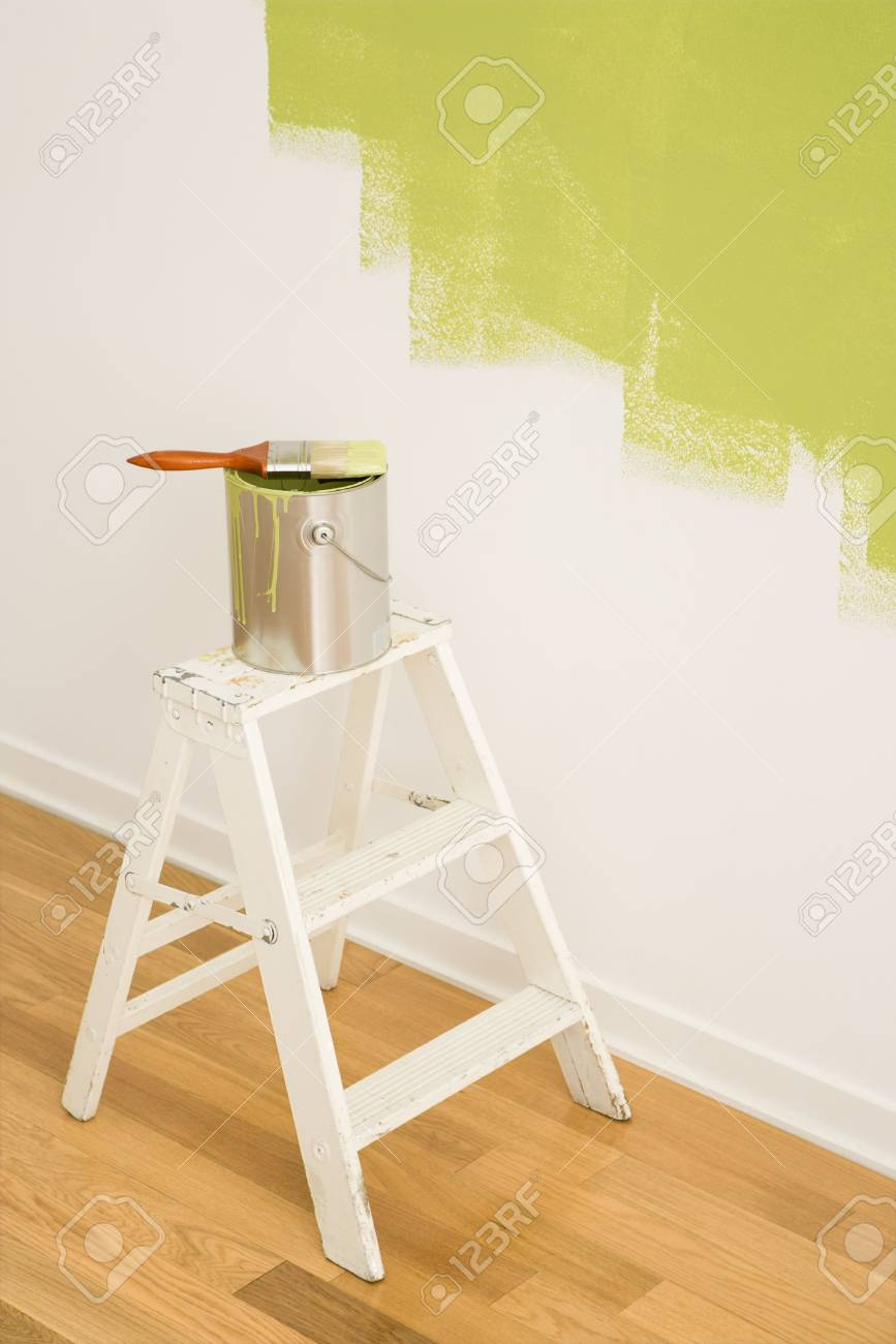Paint Step Ladder Step Ladder With Painted