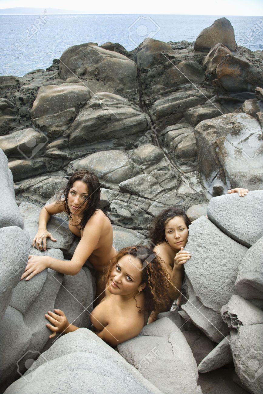 Nude women in hawaii