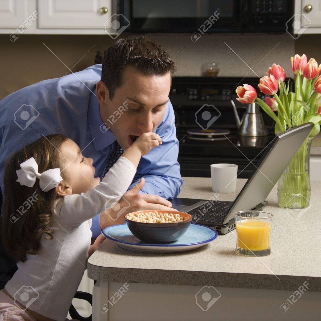 Русские папа и дочка 10 фотография