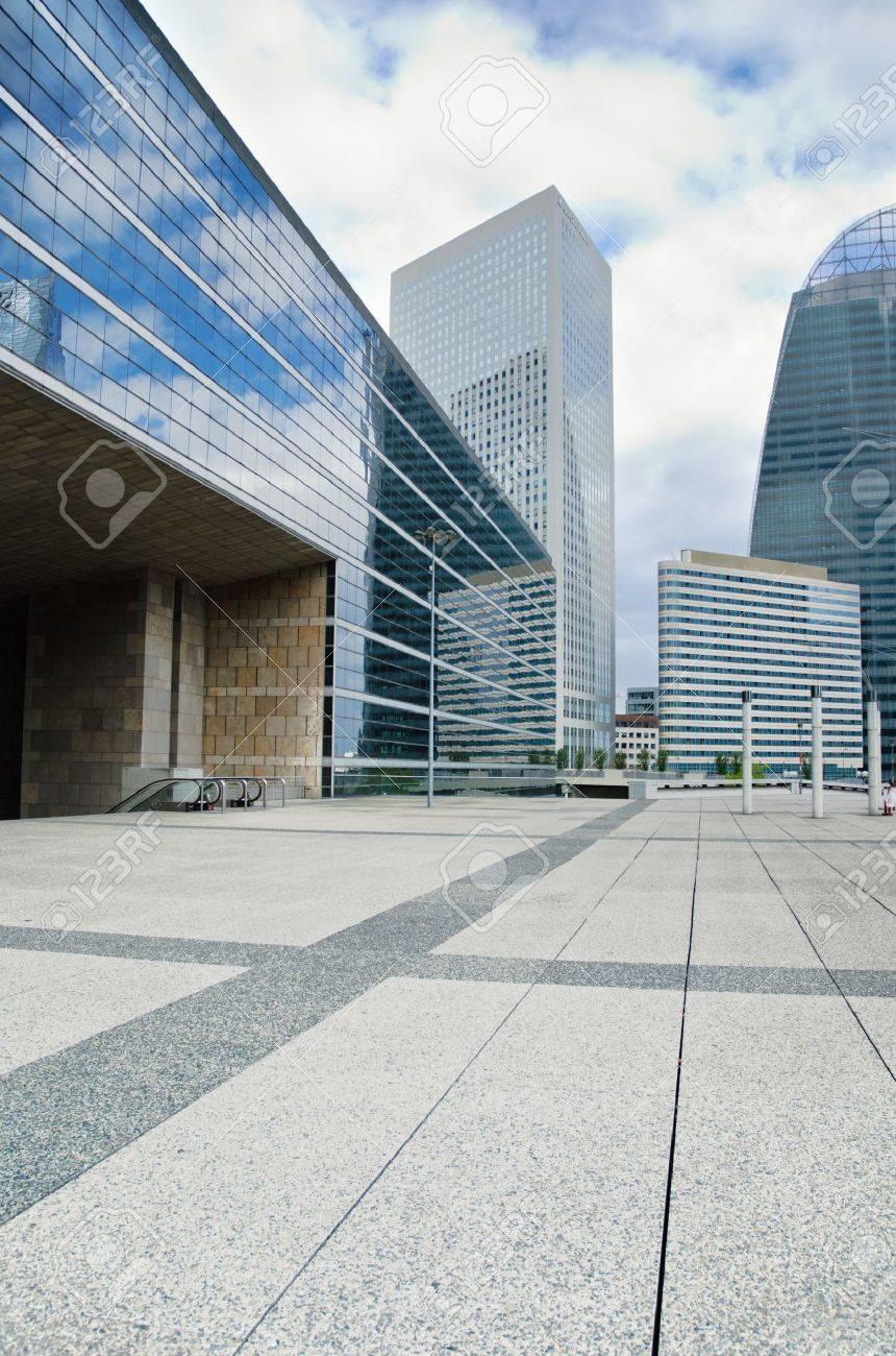 Modern glass architecture Stock Photo - 8910275