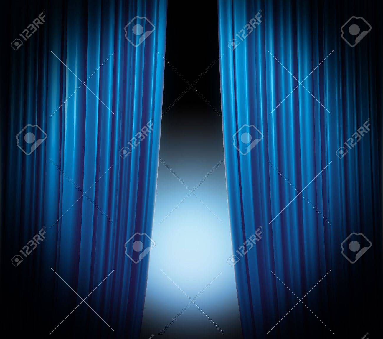 Blue curtain backdrop - Behind Stage Curtains Background Blue Curtain Backdrop Behind Stage Curtains Background Behind Stage Curtains Background