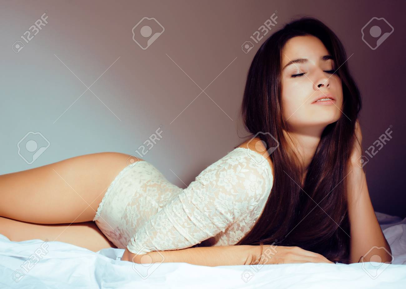 Sexy women bed