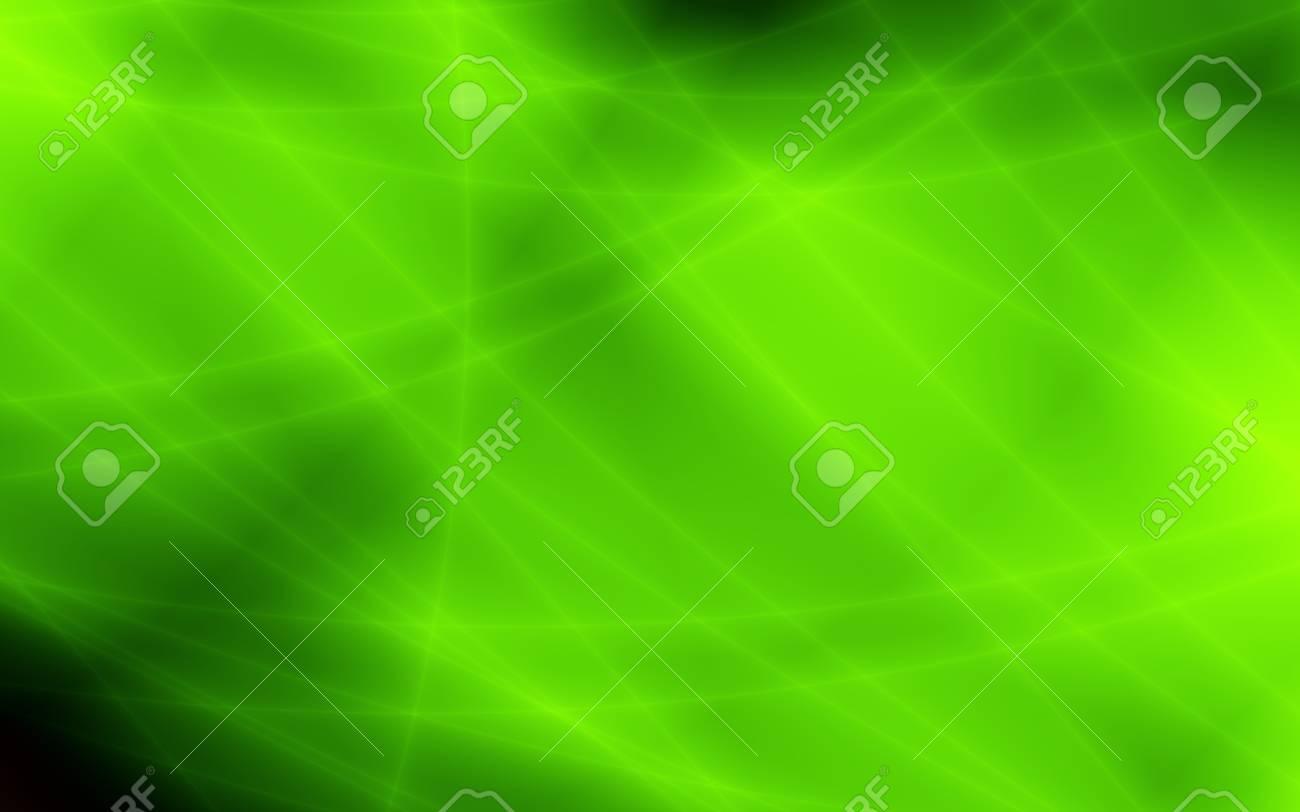 Green Wallpaper Bright Nature Power Graphic Design Stock Photo