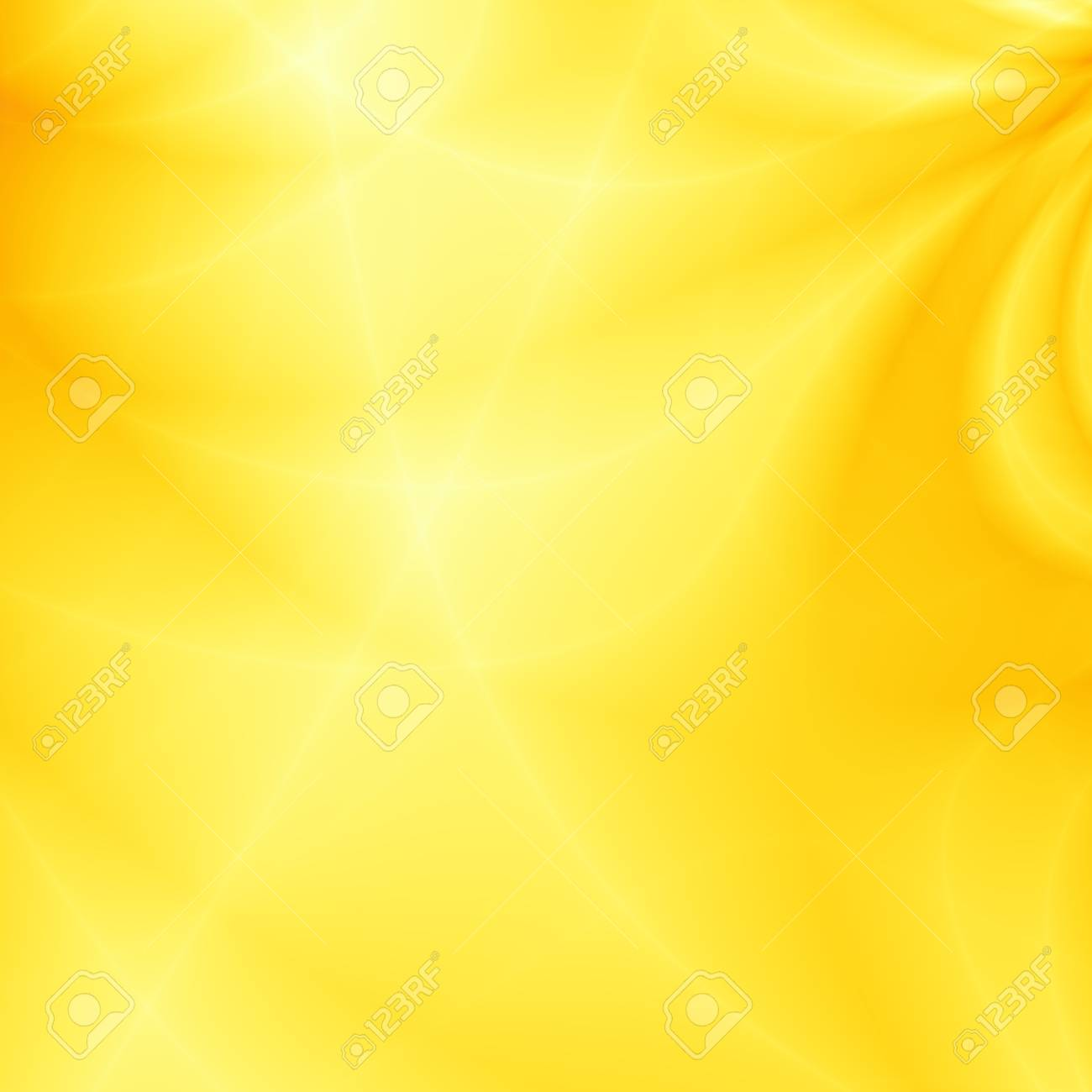 Yellow Background Abstract Sunny Day Wallpaper