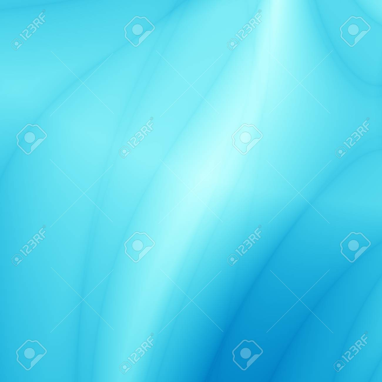 Turquoise Blue Wavy Abstract Wallpaper Unusual Background